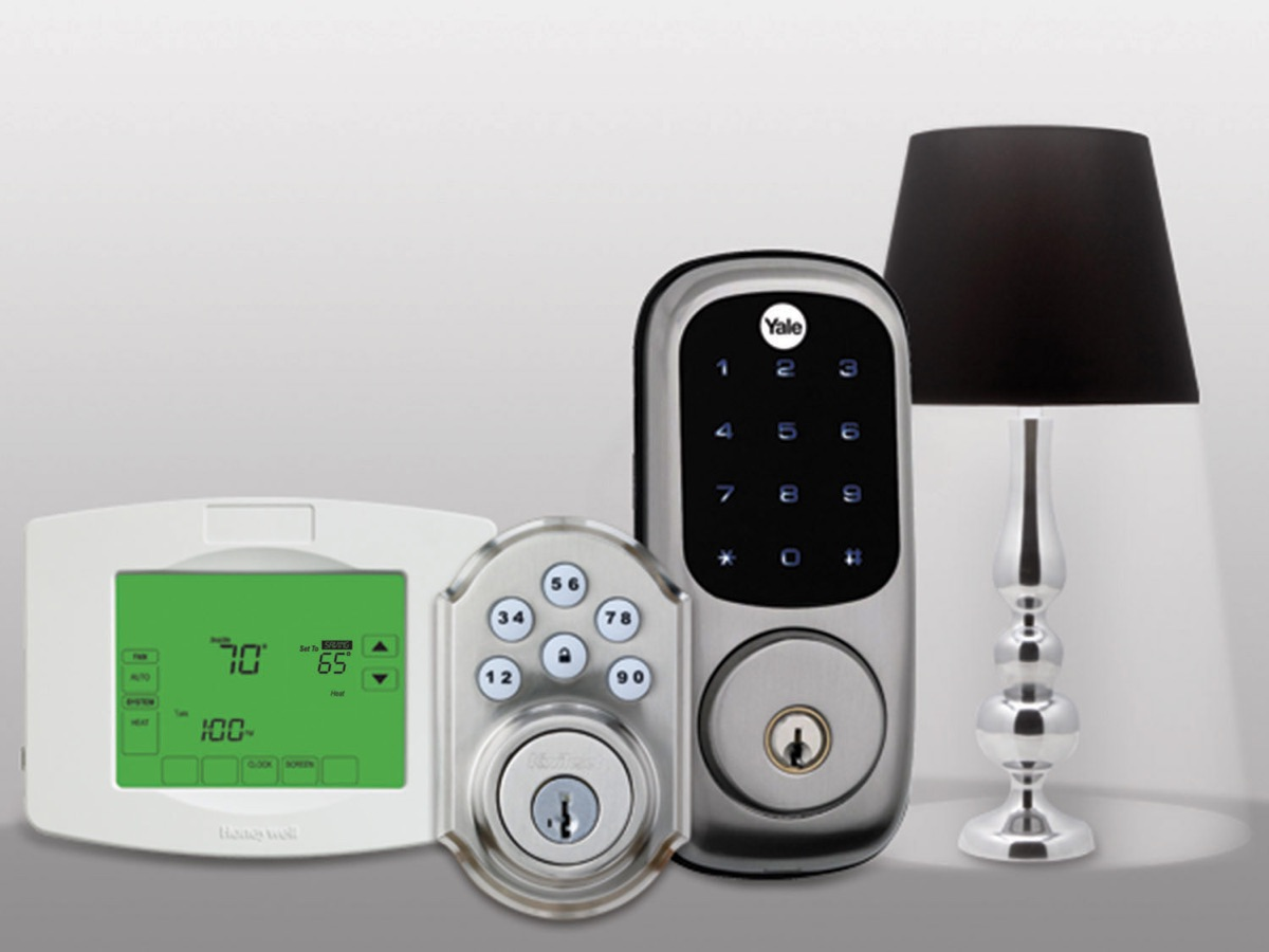 Programmable Home Automation Home Automation Options Residential Security